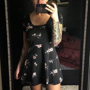 Wild Fable Floral Skater Dress